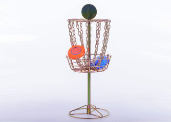 Mini Disc Golf