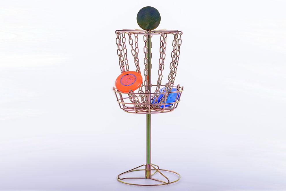 Mini Disc Golf