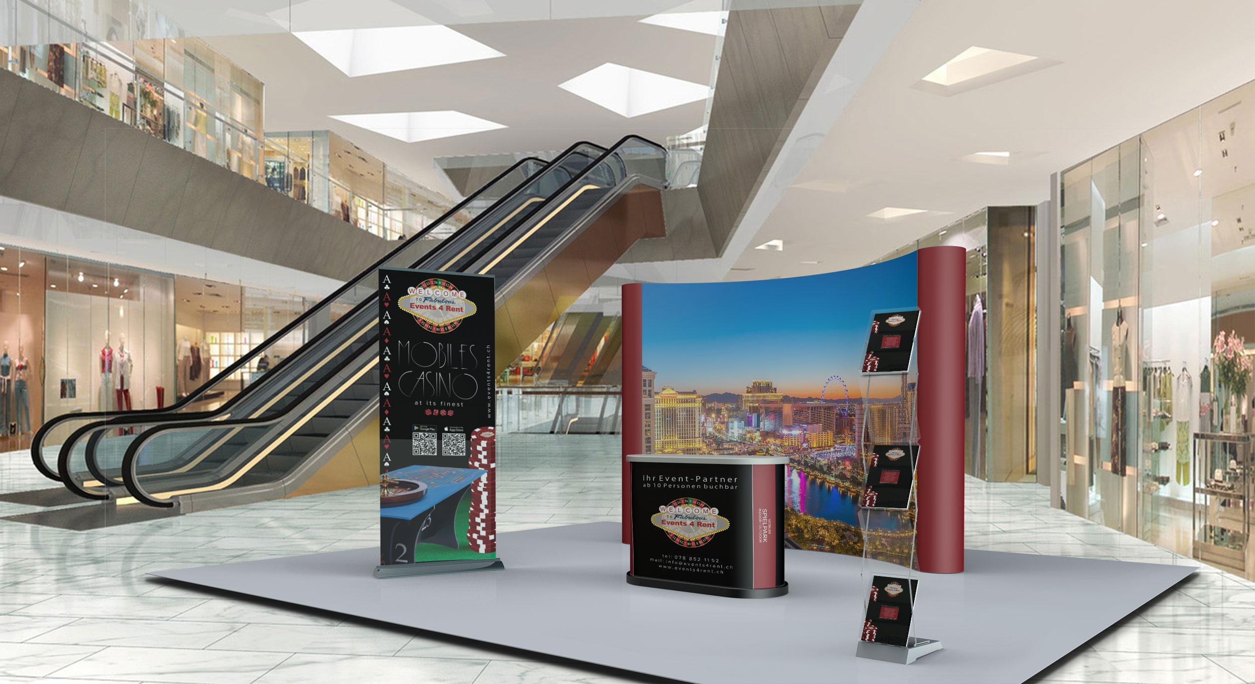 Events4Rent Shoppingcenter