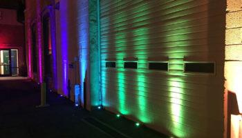 LED-Lichttechnik Events4Rent