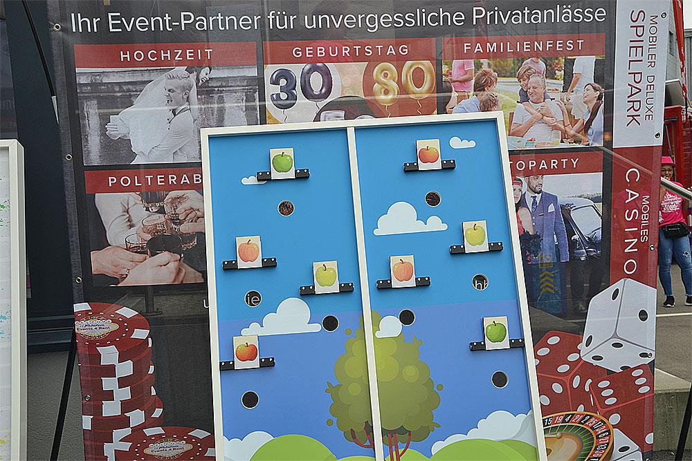 Wilhelm Tell Deluxe Spielpark Events4Rent