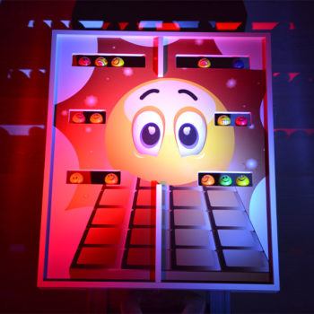 Emoji Shots Nacht Mobiler Deluxe Spielpark Events4Rent