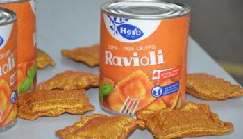 Ravioli Trifft Hugo