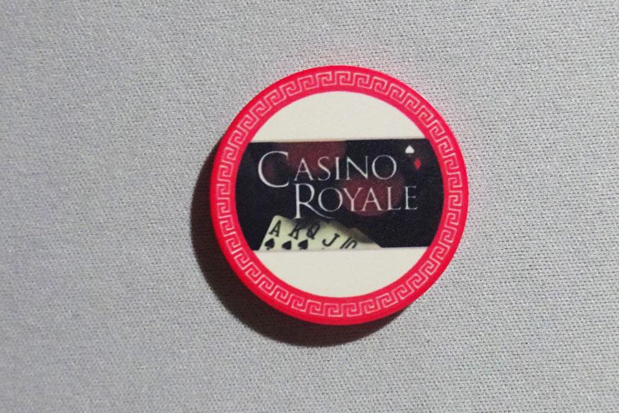 Individuelle Pokerchips / Spielchips